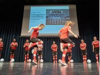Regionales Leistungszentrum Mädchen Fussball / centre de formation de football féminin