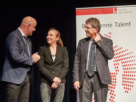 Cédric Némitz, Nicole Büchler & Eric Fehr