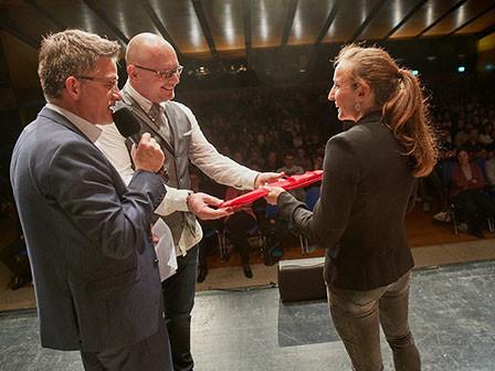 Nicole Büchler, Étienne Dagon & Dominique Antenen