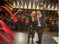 Nicole Büchler & Dominique Antenen - Selfie